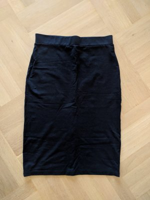 H&M High Waist Skirt black
