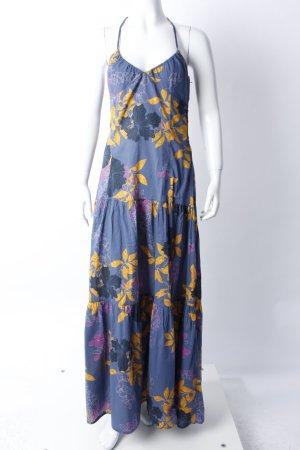 H&M Hippiekleid Blumenmuster