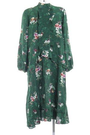H&M Robe Hippie motif de fleur style décontracté