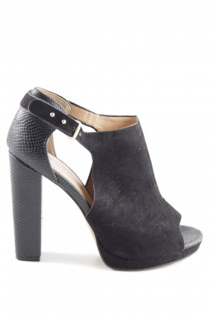H&M High-Front Pumps black casual look
