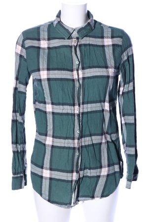 H&M Camicia da boscaiolo motivo a quadri stile professionale