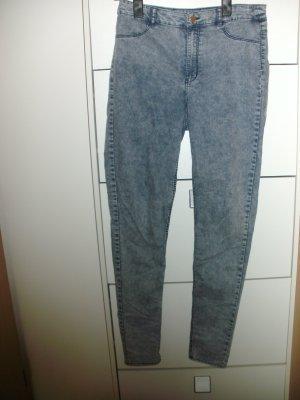 H&M Hose im Jeansmuster