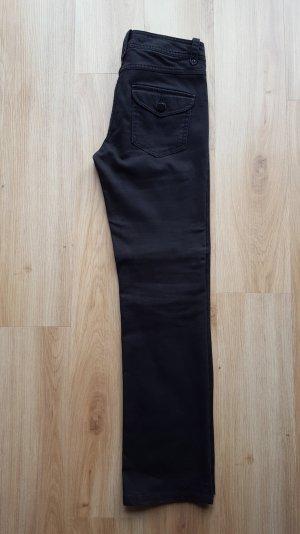 H&M Flares black