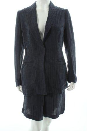 H&M Hosenanzug dunkelblau schlichter Stil