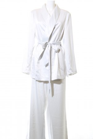 H&M Trouser Suit white casual look