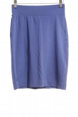 H&M Culotte Skirt steel blue casual look