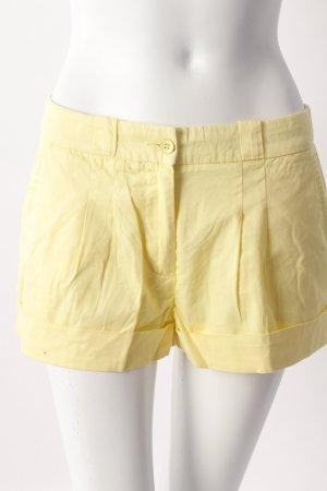 H&M Hot Pants in gelb