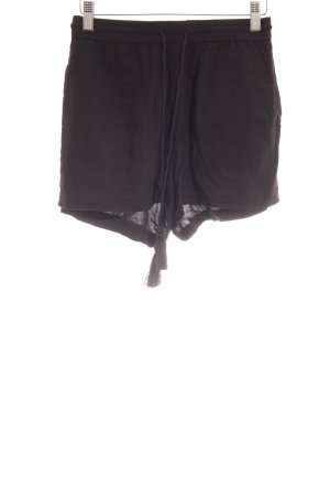 H&M Hot Pants schwarz Casual-Look