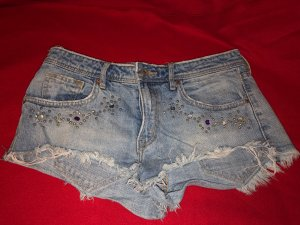 Hollister Hot Pants blue