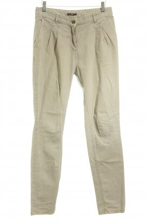 H&M Low-Rise Trousers ocher casual look