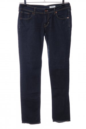 H&M Low Rise Jeans blue casual look