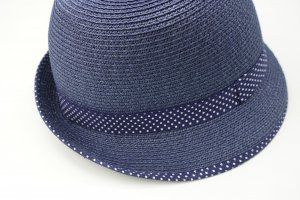 H&M Hat blue recycled material