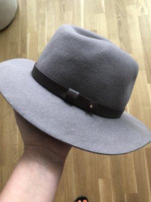 H&M Cappello da cowboy marrone-grigio