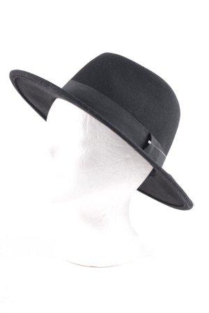 H&M Hut schwarz Elegant