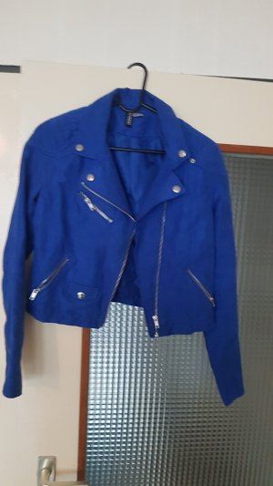 H&M Divided Chaqueta holgada azul