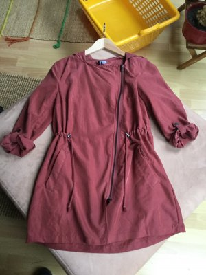 H&M Shirt Jacket raspberry-red