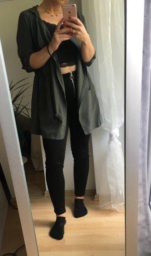 H&M Blousejack khaki