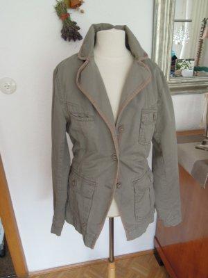 H&M Jacke Khaki Gr. 36