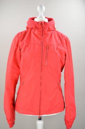 H&M Jacke Regenjacke rot Größe 40