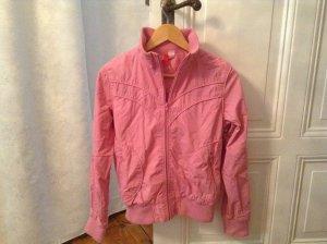 H&M-Jacke, rosa, sportlich und hipp, so gut wie ungetragen!