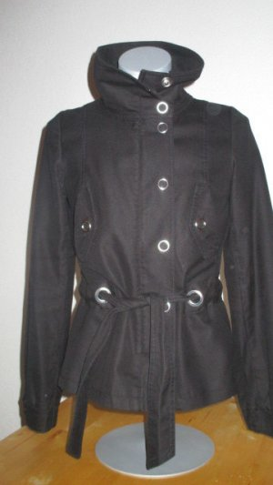 H&M Vareuse noir coton