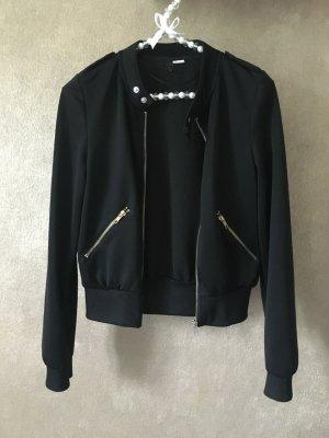 H&M Blouson noir