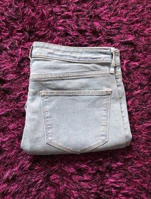 H&M Jeans skinny bleu clair
