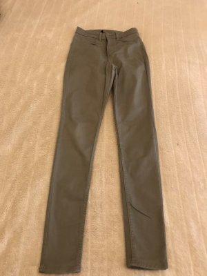 H&M Skinny Jeans khaki