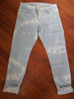 H&M Jeans Boyfriend  tapered leg / low waist 29/32