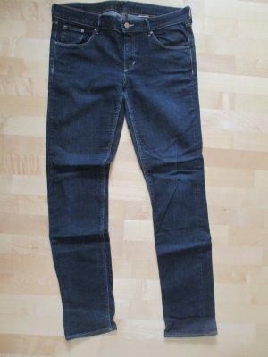 H&M Jeans dunkelblau