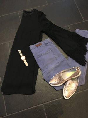H&M Jeans Hose Gr. 40 Lila
