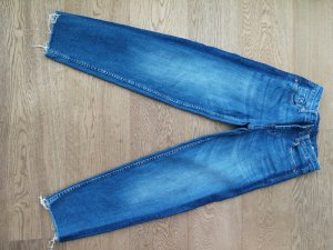 H&M Divided Jeans a 7/8 blu-blu scuro