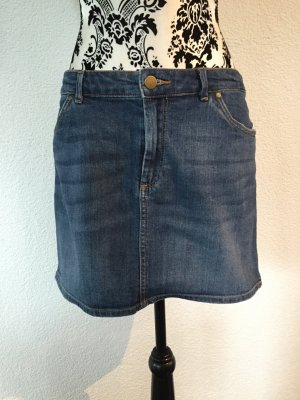 H&M Jeans Mini Rock Gr. 38