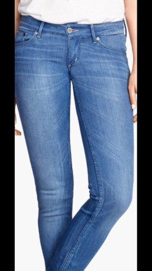 H&M Jeans Neu blau XS
