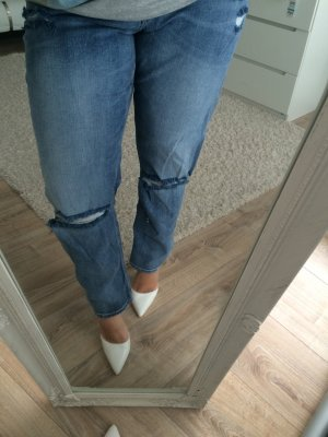 H&M Jeans Ripped destroyed