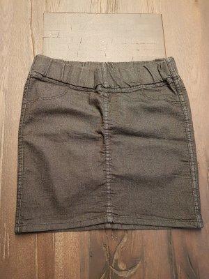 H&M Jeans-Rock Minirock 36