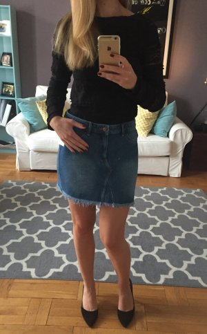 H&M Jeans Rock; Washed-out Look