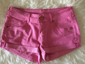 H&M Jeans Shorts 38 M neu pink Sommer kurze Hose Hotpants