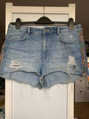H&M Jeans Shorts Coachella Gr.38