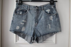 H&M Jeans Shorts High Waist