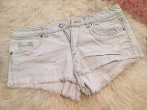 H&M Jeans Shorts Hot Pants 34 neu