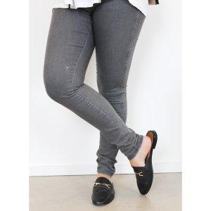 H&M Jeans Skinny Low Waist 28/32 stonewash grau Jeggings