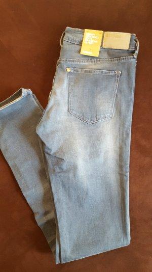 H&M Jeans Skinny Low Waist, NEU