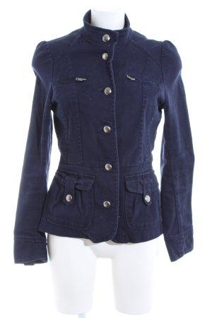 H&M Denim Blazer blue casual look