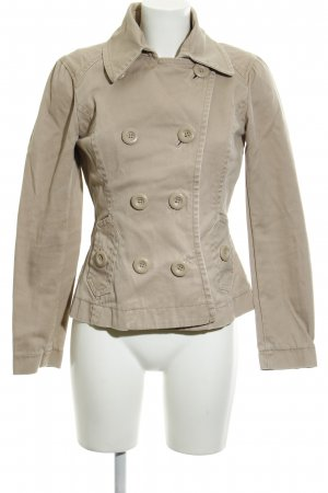 H&M Denim Blazer beige casual look