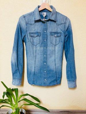 H&M Jeansbluse