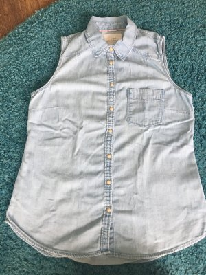 H&M Jeansbluse
