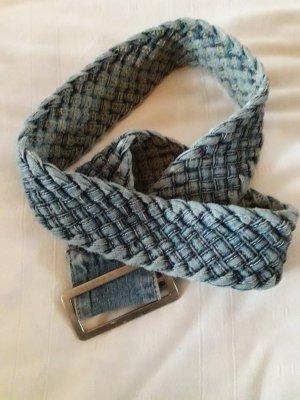 H&M Cintura argento-azzurro