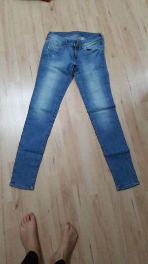 H&M Jeanshose 28/32 himmelblau