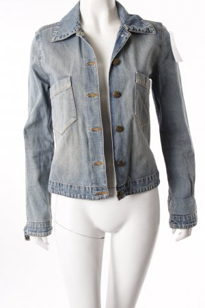 H&M Jeansjacke blau